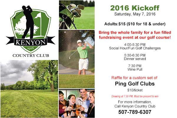 2016 Kickoff Fundraiser