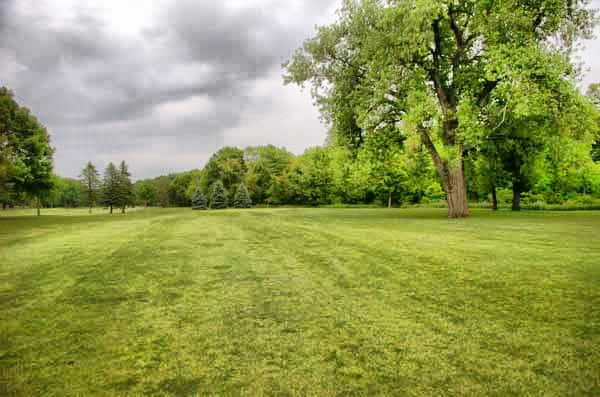 Hole 4 Kenyon Country Club
