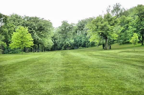 Hole 9 Kenyon Country Club